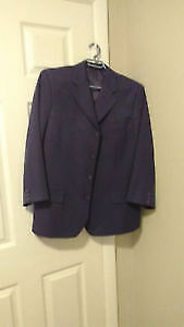 Purple Lucelli suit