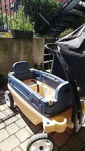 Step 2(MD) Chariot « Whisper Ride Touring Wagon