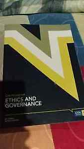 Ethics and Governace CPA Book and Material Manly Manly Area Preview