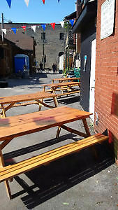 Picnic Tables for Rent Kitchener / Waterloo Kitchener Area image 2