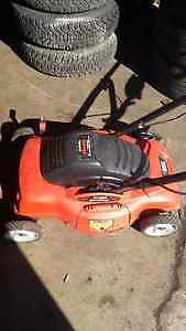 Black And Decker Electric Lawn Mower