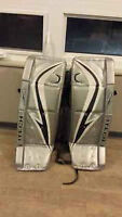 """Itech 30"""" Goalie Pads For Sale"""