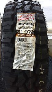 yokahama  geolander a/t 285-75-16 new  tire (one only)