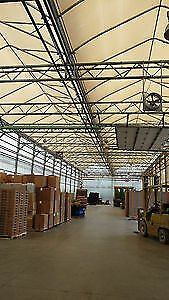 9 mils Boiler Room and Packing Shed Plastic (Width 29.5 & 36)
