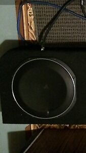 2 12TW1-4: 12-inch Subwoofer Driver, 4 Ω