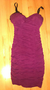 Purple Guess Dress! Size 6 (Reg. $129)