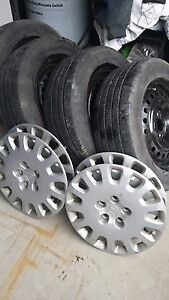 "Michelin All season Tires 16"""