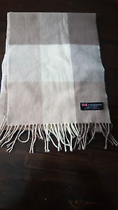 Collectible.   Cashmere scarf