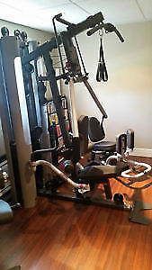 BODY-SOLID G10B BI-ANGULAR GYM W/ INNER/OUTER THIGH ATTACHMENT Windsor Region Ontario image 4