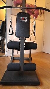 Body Sculpture like Bowflex-home gym Excellent Condition