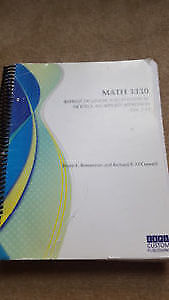 MATH 3330 - Linear and Statistical Models Ch. 1-12