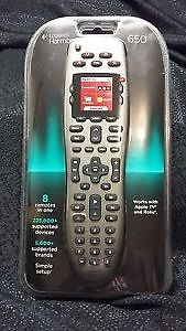 Logitech Harmony 650 universal remote new in box never opened