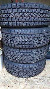 205/55R16	Sailun Ice Blazer 4 used tires 85% tread left