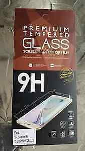 SAMSUNG NOTE 5 PREMIUIUM TEMPERED GLASS SCREEN 9H RATED