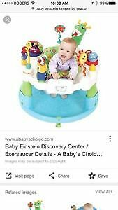 Graco Baby Exersaucer