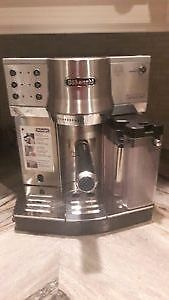 automatic cappuccino maker