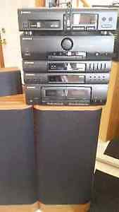 Pioneer Music system, 6cd changer Prince George British Columbia image 2