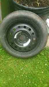 SINGLE TIRES ONE OF EACH GREAT TREAD/ALMOST NEW