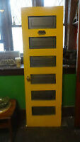 """antique 101yr old """"LaPierre"""" style 6panel Pantry Door"""