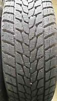 215/75R15 Set of 2 AvalancheWinter Used FREE Inst.&Bal.75% tread