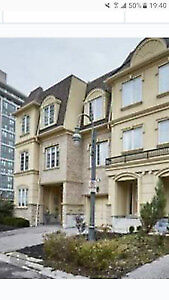 Pickering 3bdrm plus den, 2.5 bthrm townhome for lease