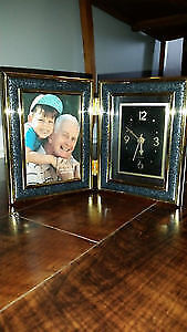 Clock/Picture Frame for Sale