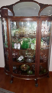 Antique Hutch Over 150 Years Old - Great Condition