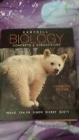 Campbell Biology concepts and connections Canadian edition