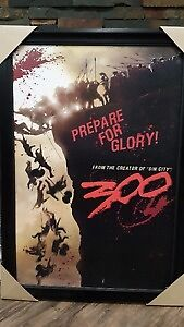 Movie Poster: 300 NEW