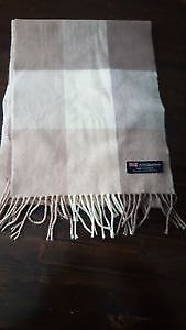 CASHMERE Scarf from Scotland