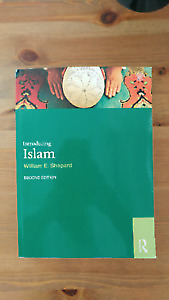 Introducing Islam by William Shepherd