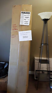 "New in protective sleeve 11"" Mazin king memory foam mattress"