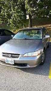 2000 Honda Accord Sedan