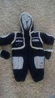 New Condition One Piece GUSTI SNOWSUIT