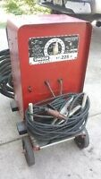 BUZZ BOX/STICK WELDER