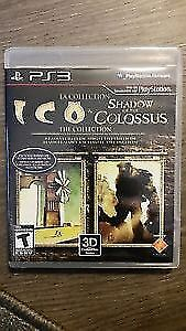 Shadow of the Colossus and Ico