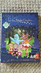 In the Night Garden - 8 Favourite Stories Collection - EUC