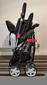 BABYSTART PUSHCHAIR REVERSIBLE HANDLE £20