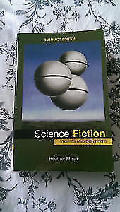 UofT ENG237H1 Science Fiction: Stories and Contexts