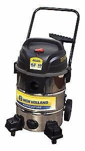 2017 NEW HOLLAND 10 Gal. Wet/Dry Vacuum - MORE THAN 15% OFF