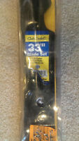 New in the package 33 inch lawn mower blades
