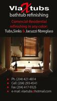 Vlaxtubs Bathtub Refinishing