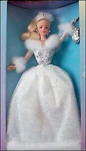 Mattel Barbie Winter's Reflection Doll - Collector Edition BNIB