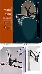 Basketball Backboard Mount Ebay