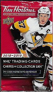 18/19 Tim Horton's Hockey Cards - Looking to Complete Master Set