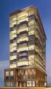 Brand new 1+1 condo by George Brown College