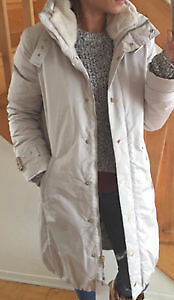 Manteau d'hiver Zara en Duvet