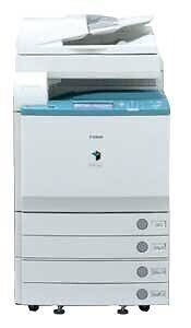 Canon irc4080 colour digital printer scanner copier Avalon Pittwater Area Preview