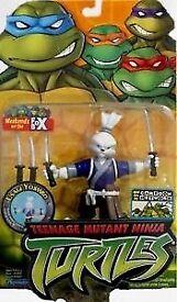 "Teenage Mutant Ninja Turtles 5"" Usagi Yojimbo SamuraiNew"