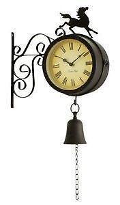 Garden Clock eBay